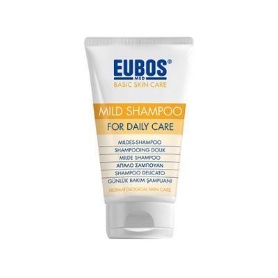 Eubos Mild Shampoo For Daily Care