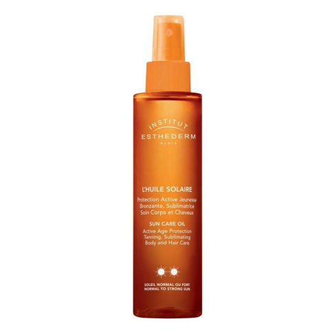 Esthederm Sun Oil - Normal To Strong Sun 150ml