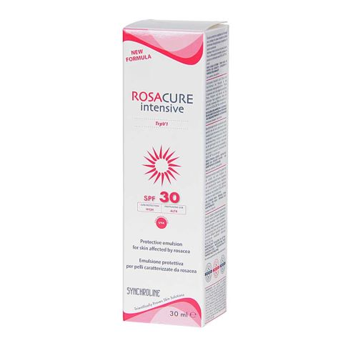 Synchroline Rosacure Intensive Cream SPF30 30ml